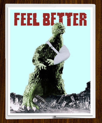 Feel Better (Get Well) Card