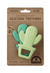 Happy Cactus Silicone Teethers