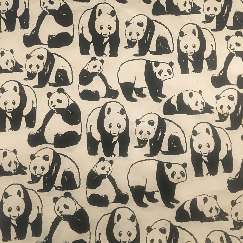 Panda Handmade Wrap (Pick Up Only)