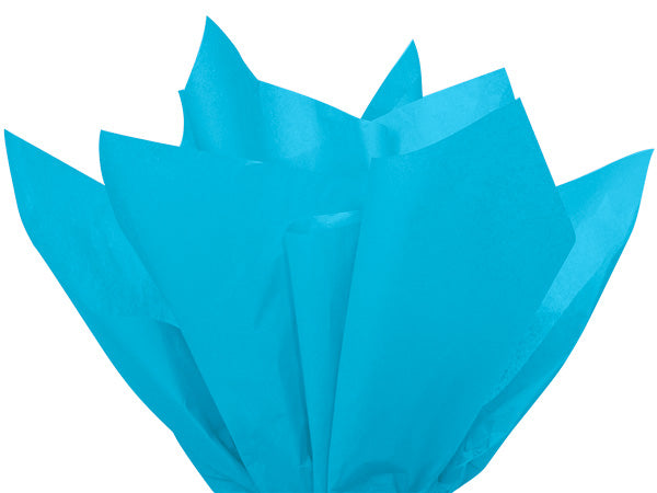 Turquoise Tissue Pack
