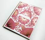 Watercolor & Foil Floral Thank You Boxed Cards