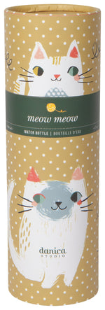 Meow Meow Water Bottle