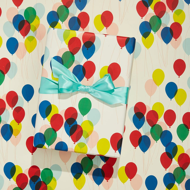 Balloons Wrap Paper Sheet (Pick Up Only)