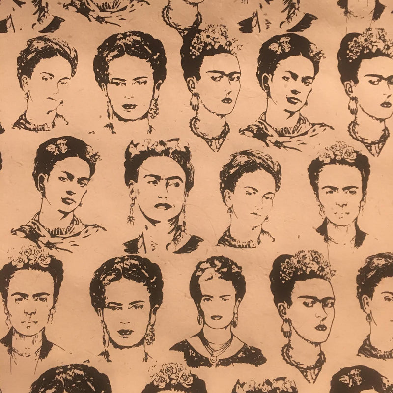 Frida Kahlo Handmade Wrap (Pick Up Only)