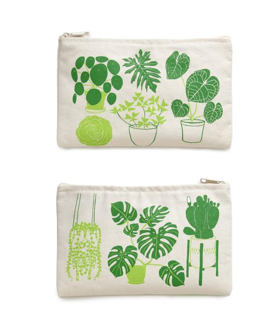 Bloom Zipper Pouch