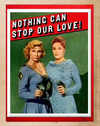 Nothing Can Stop Our Love - Women