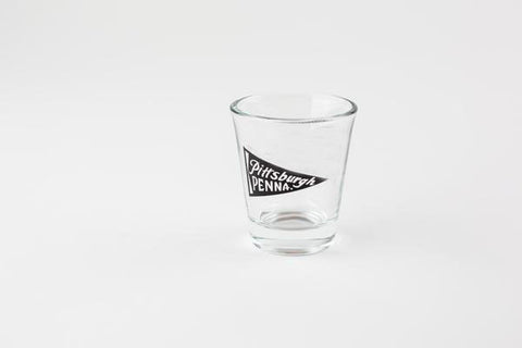Pittsburgh Shot Glass
