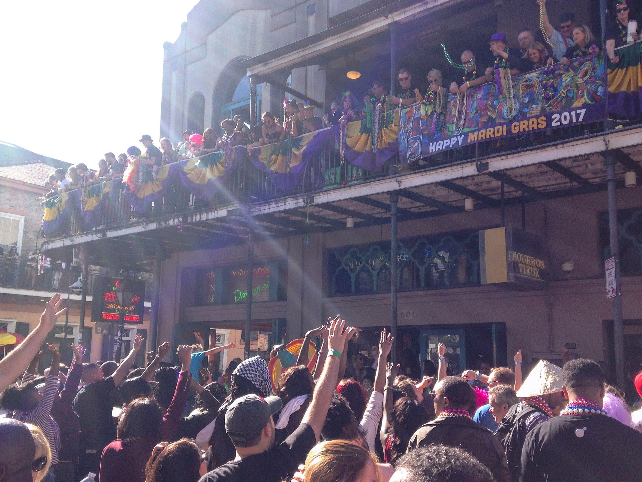 5 Highlights from Mardi Gras 2017