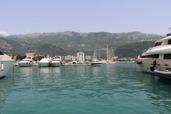The Balkans: Montenegro Part 2 (Budva)