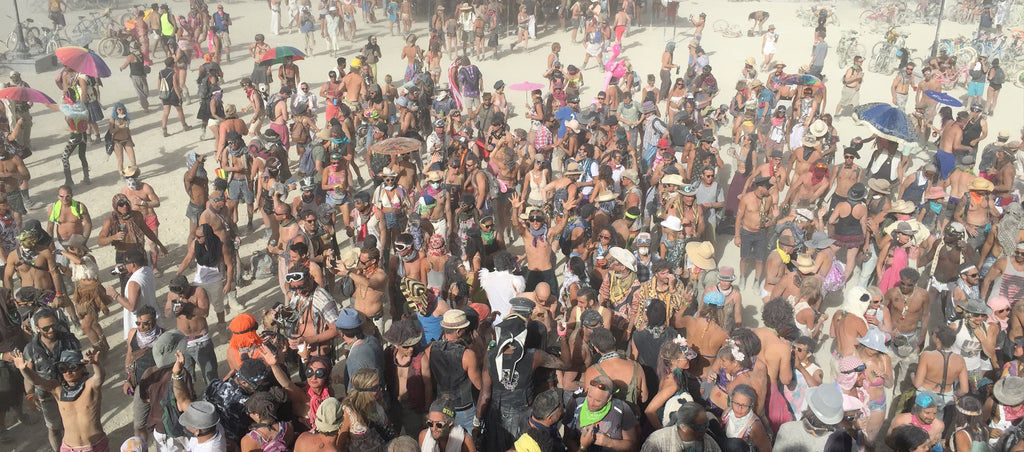 Burning Man is Amazing