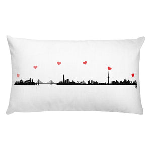 Toronto Distance Pillows