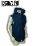 Hemp Fleece Vest