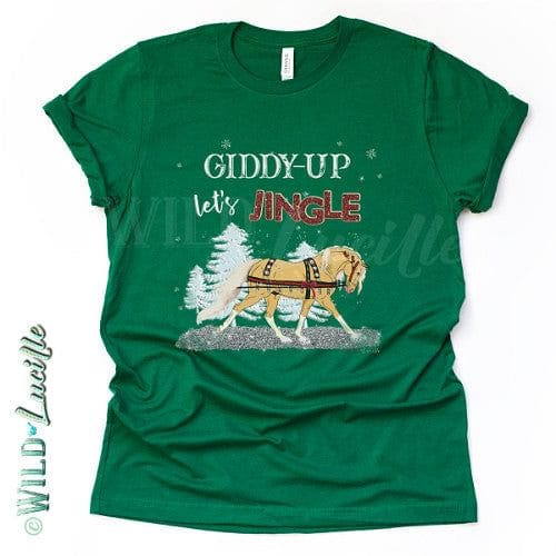 Giddy Up Jingle EverGreen