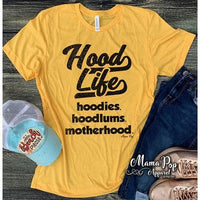Hood Life. Hoodlums Mother Hood