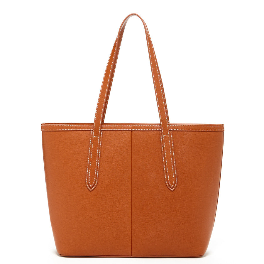 brown handbag for work