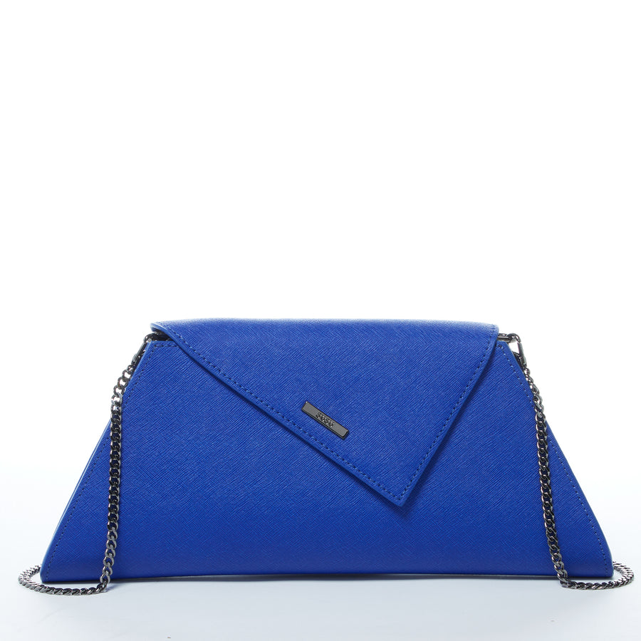 Royal Blue Clutch Purse | SUSU Handbags