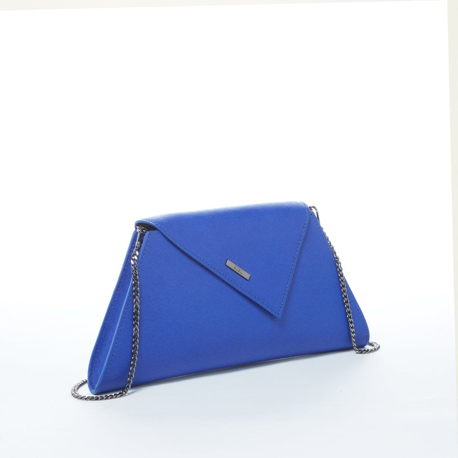 royal blue clutch | SUSU Handbags
