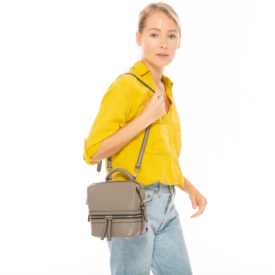 best leather backpack womens | SUSU Handbags