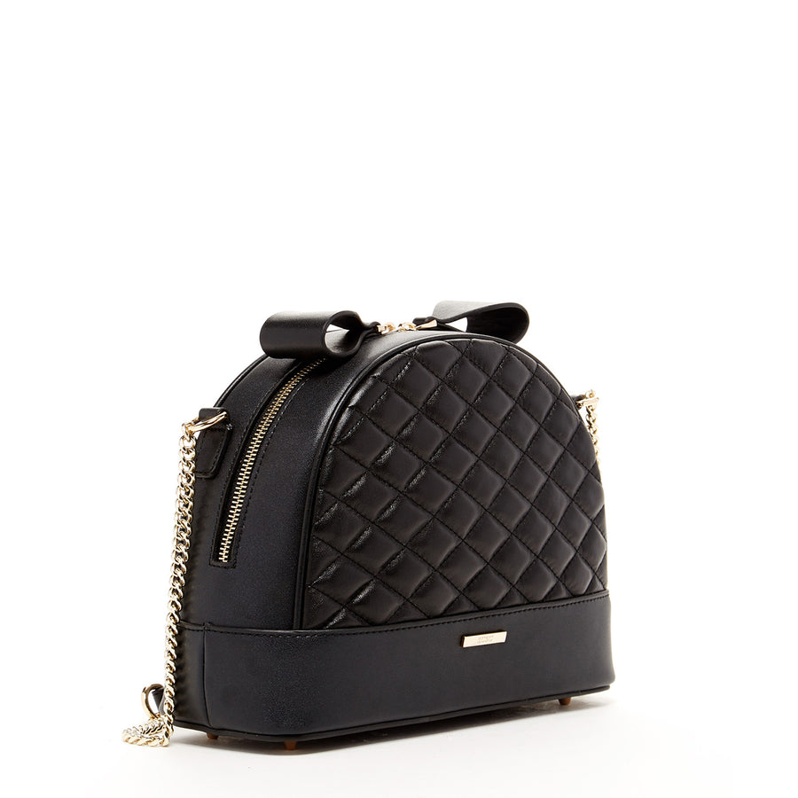 Quilted Luxury Leather Crossbody
