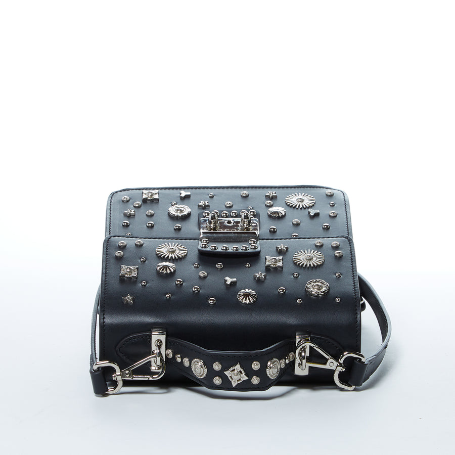 Studded backpack purse l SUSU Handbags