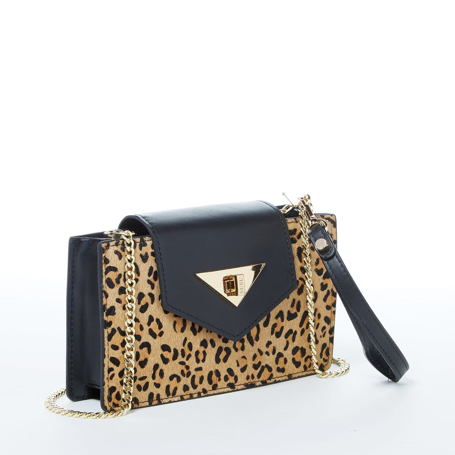Cheetah Print purse | SUSU Handbags