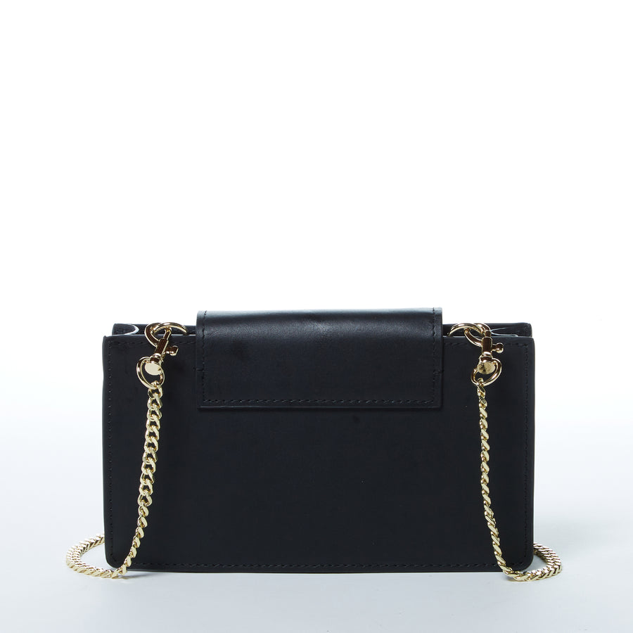 black small crossbody | SUSU Handbags