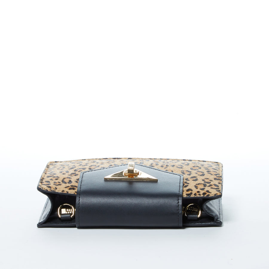 leopard print small bag | SUSU Handbags