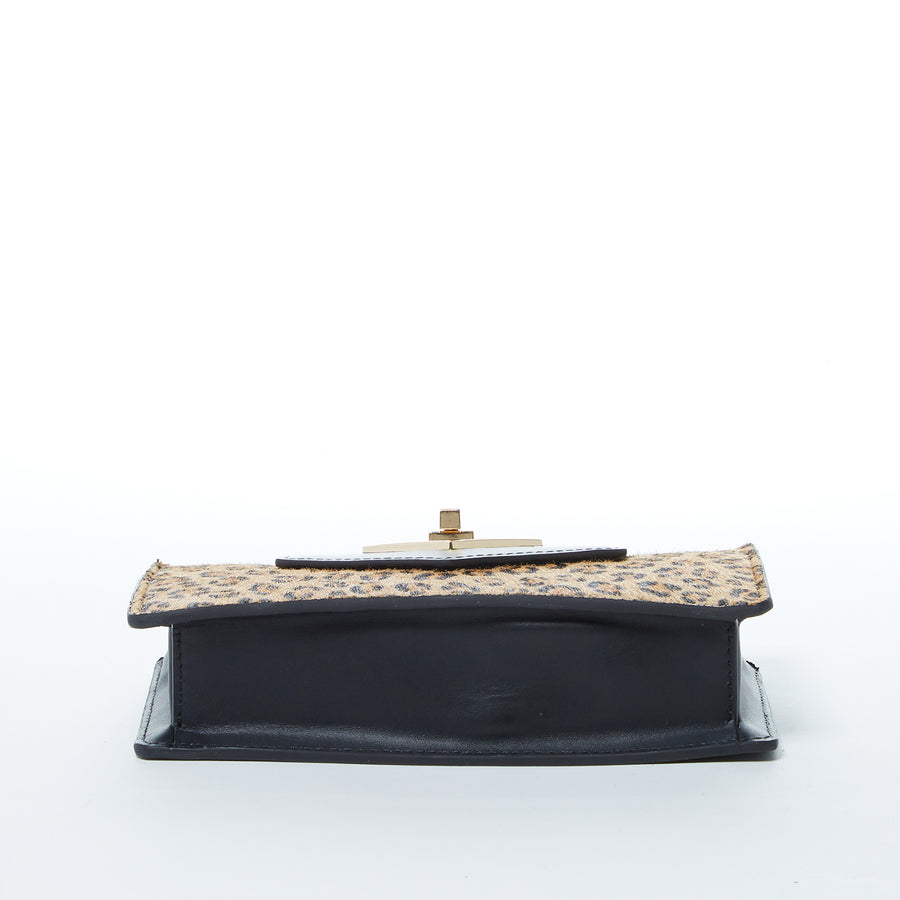 leopard print crossbody | SUSU Handbags