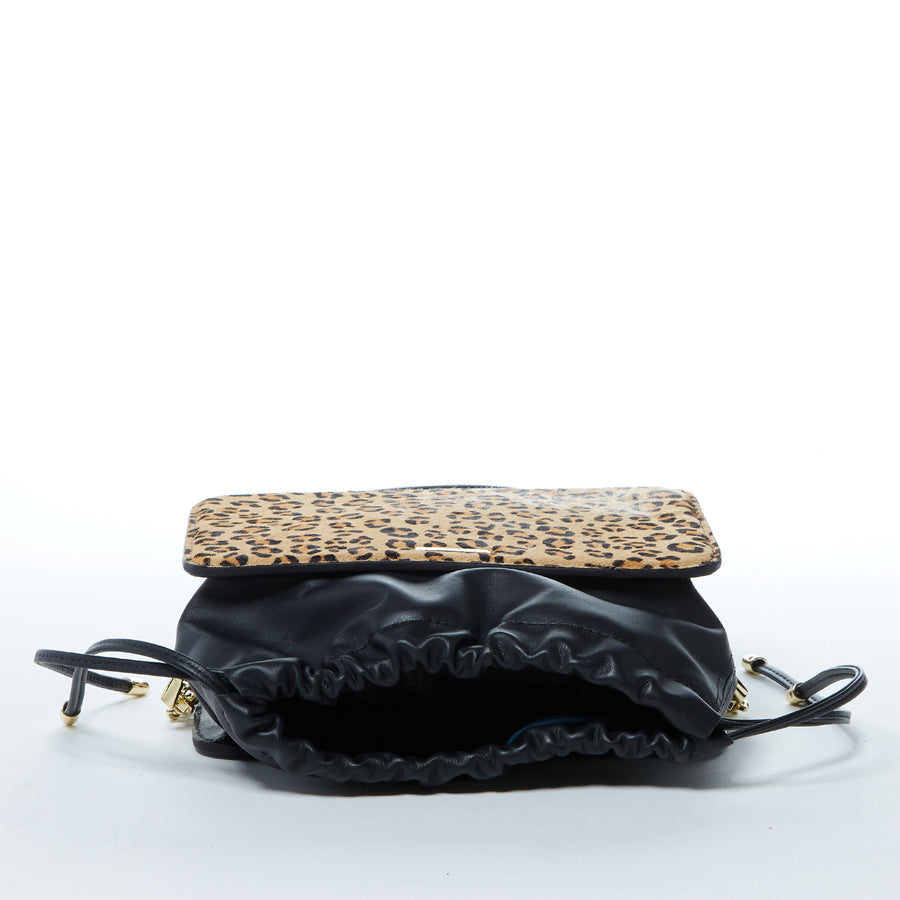 leopard print purse | SUSU Handbags