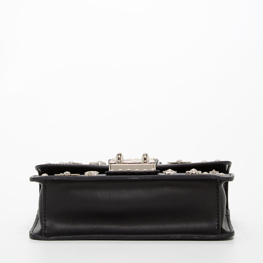 black leather bag | SUSU Handbags