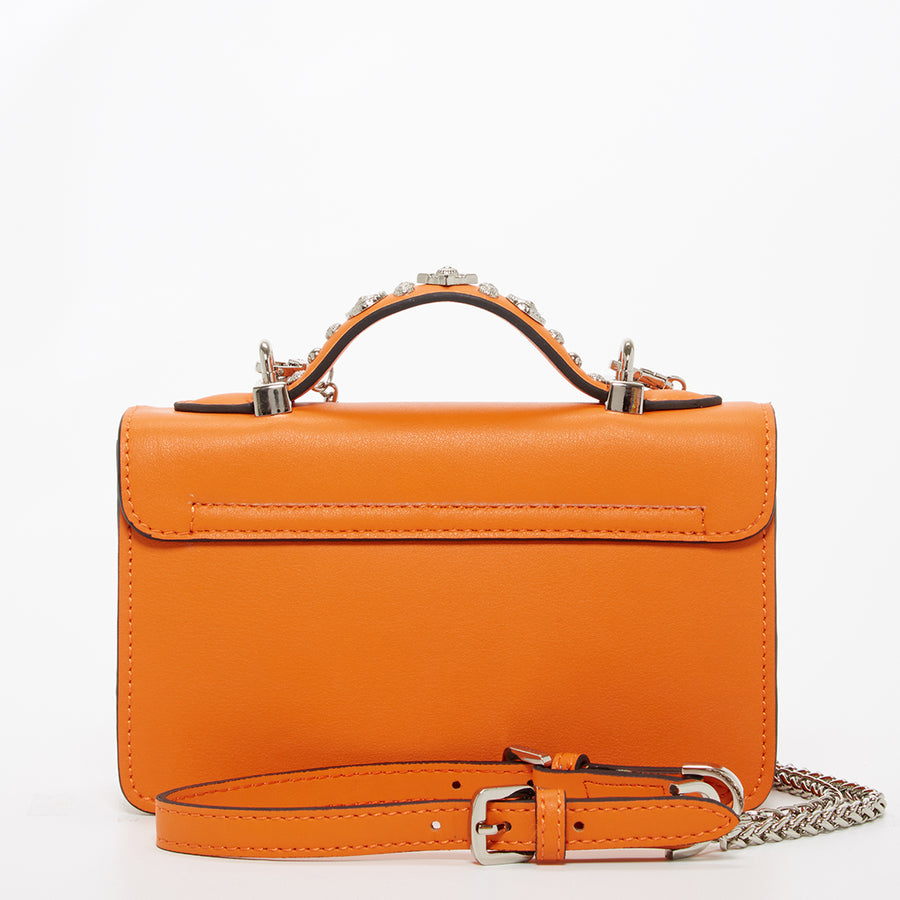 leather crossbody bag | SUSU Handbags