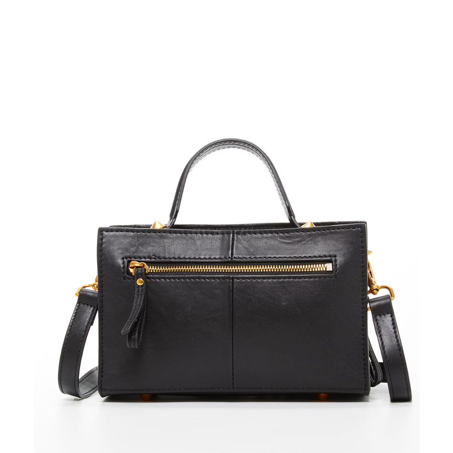 black crossbody handbag | SUSU Handbags