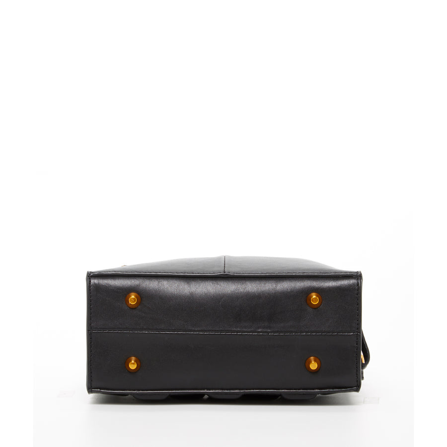 black crossbody bag | SUSU Handbags