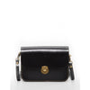 Nanah Vintage Style Leather Camera Bag Black
