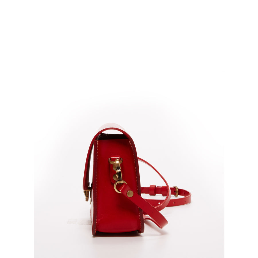 red small crossbody