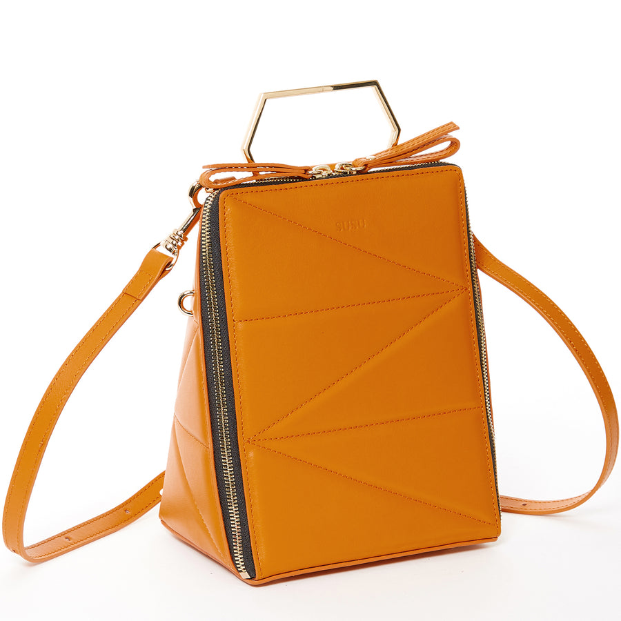 womens leather backpack | SUSU Handbags