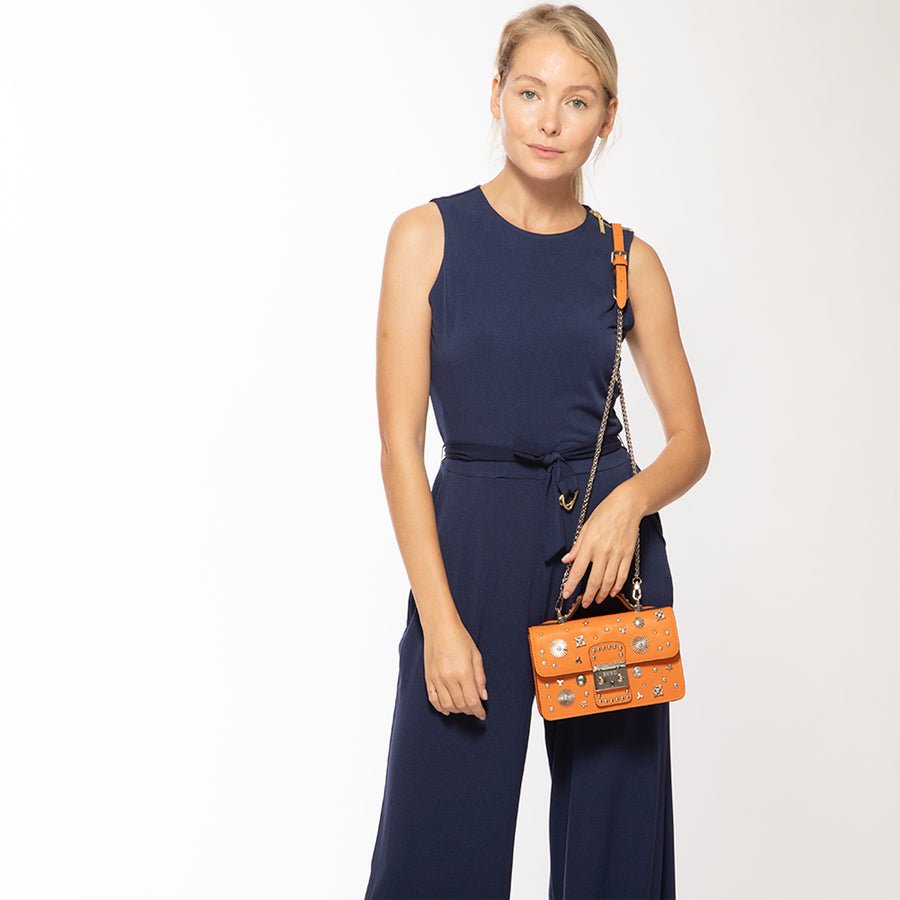 Orange purse | SUSU Handbags