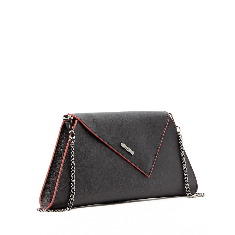 Black clutch | SUSU Handbags