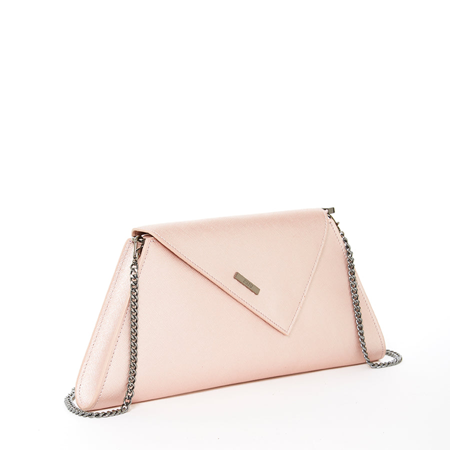 brush clutch bag | SUSU Handbags