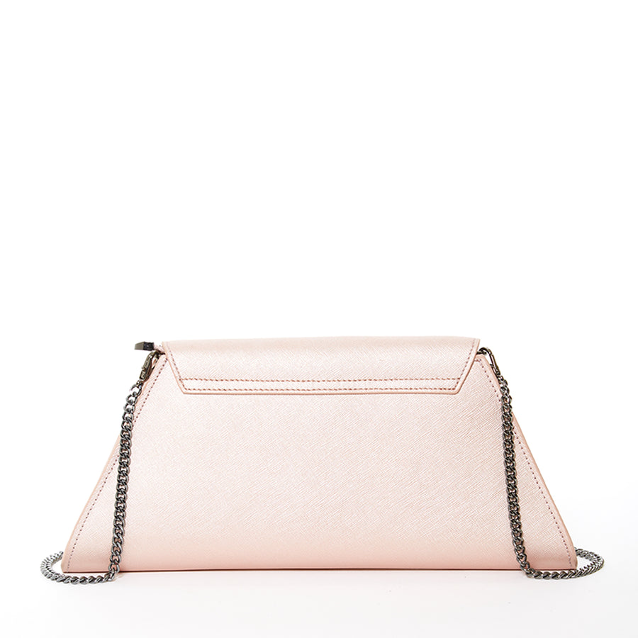 Rose Gold Clutch Bag | SUSU Handbags