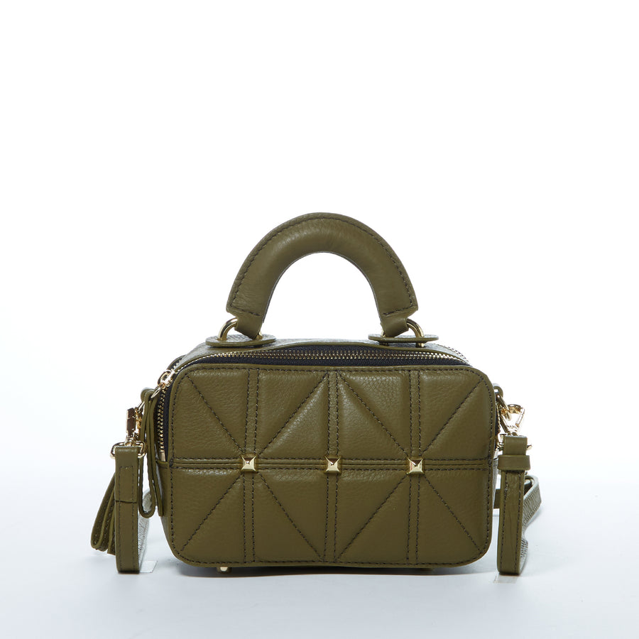 olive green purse | SUSU Handbags