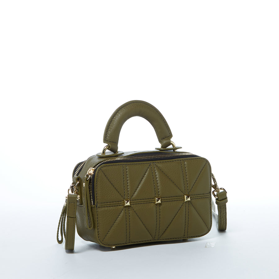olive green handbag | SUSU Handbags