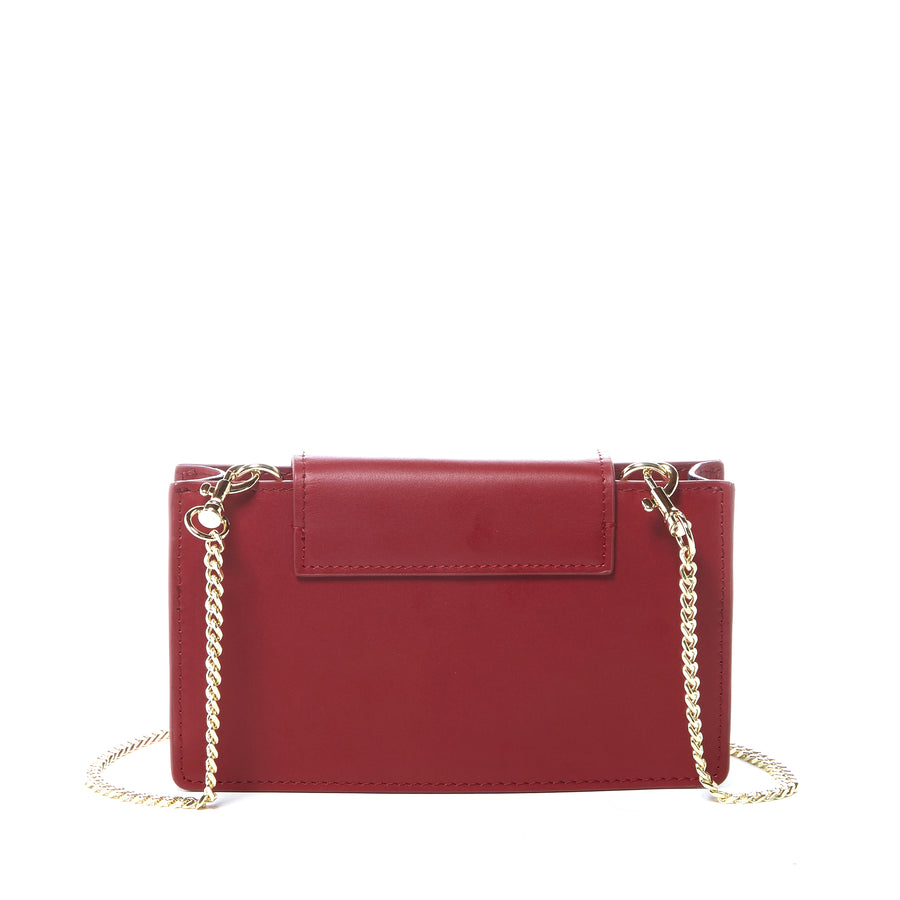 burgundy handbag | SUSU Handbags