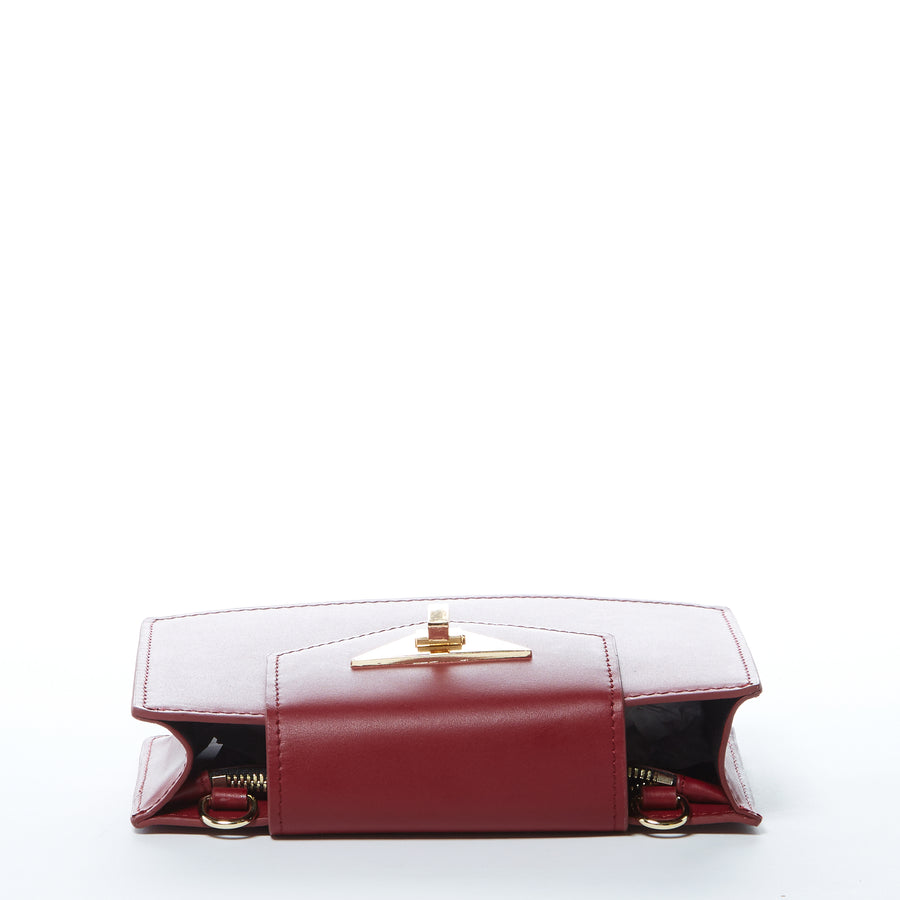 burgundy purse | SUSU Handbags