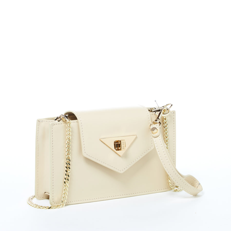 Vanilla custard purse | SUSU Handbags