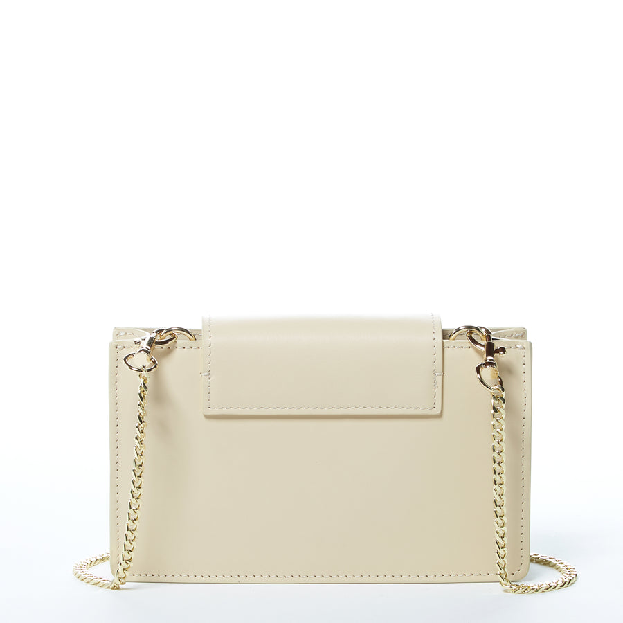 off white leather bag | SUSU Handbags