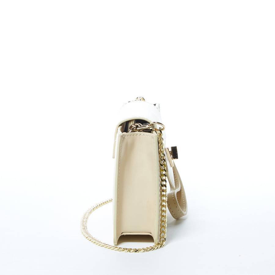 off white purse | SUSU Handbags