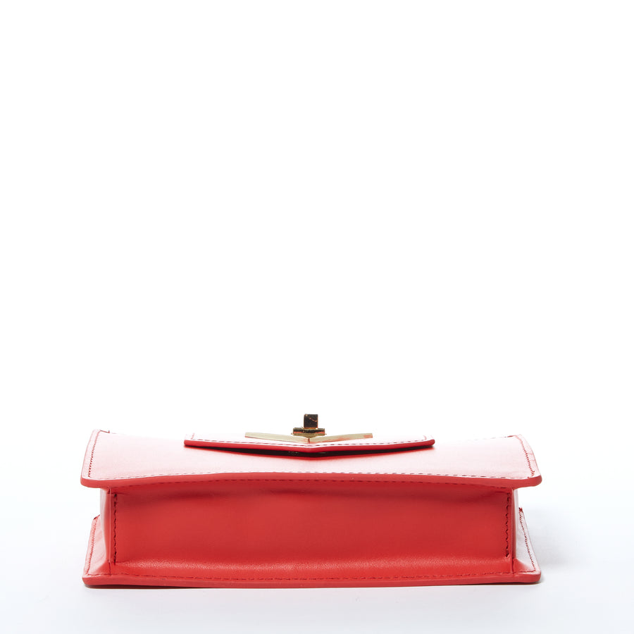 red small crossbody | SUSU Handbags