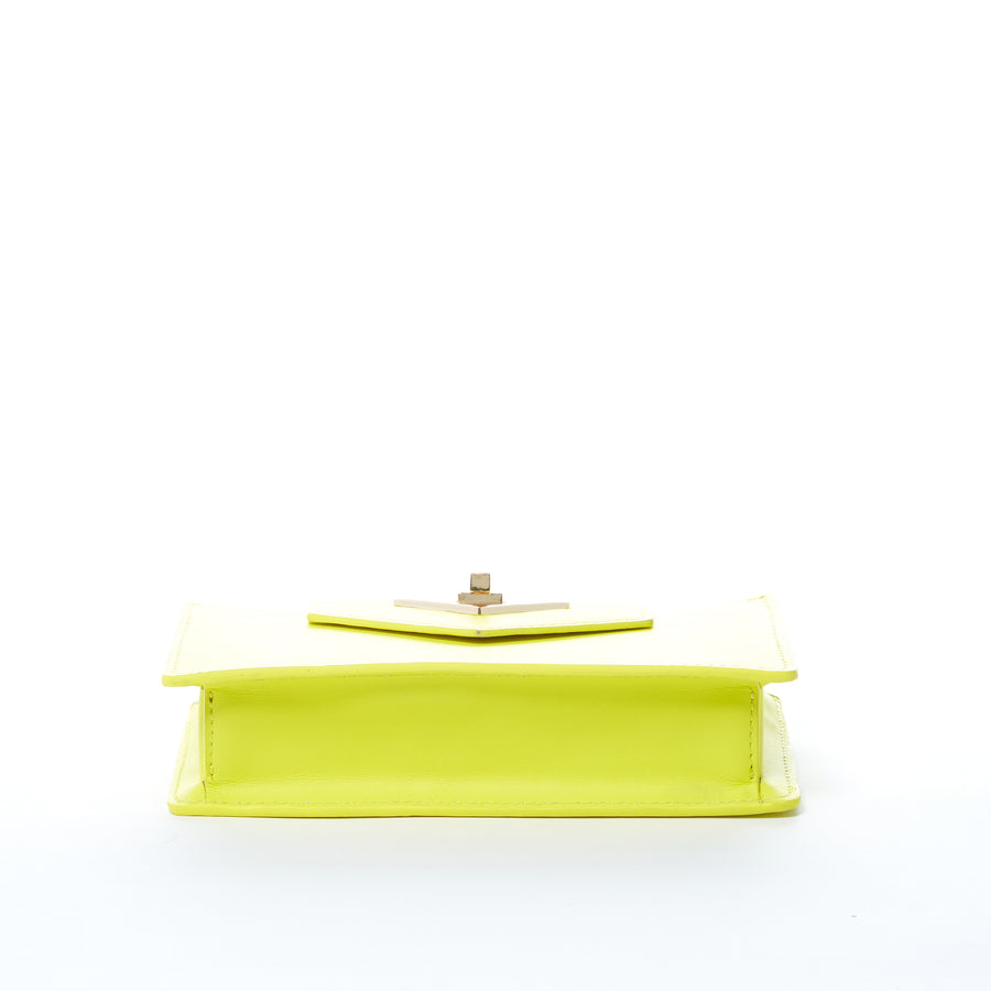 small yellow bag | SUSU Handbags
