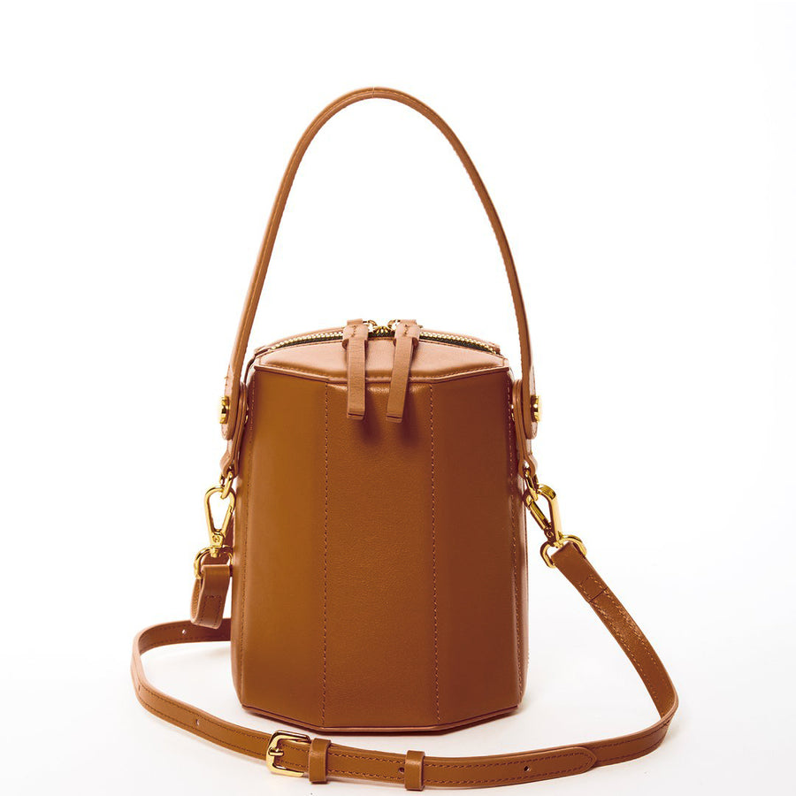 brown bucket purse | SUSU Handbags
